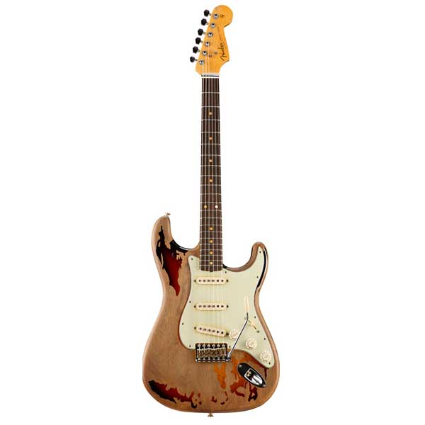 Fender Custom Shop Rory Gallagher Signature Stratocaster Electric Guitar 3 Color Sunburst
