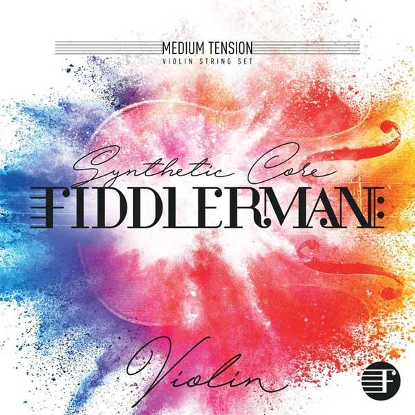 Fiddlerman Violin Strings