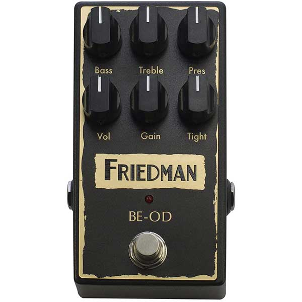 Friedman Amplification BE-OD