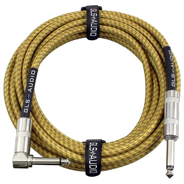 GLS Audio Guitar Instrument Cable Pocket Friendly