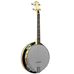Gold Tone Cripple Creek 4 String Irish Tenor Banjo