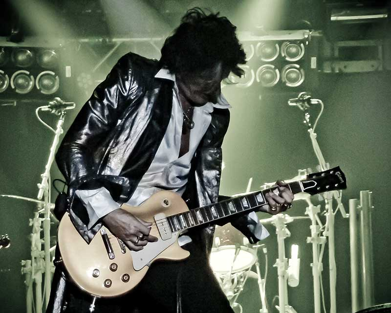 Les Paul Electric Guitar Example