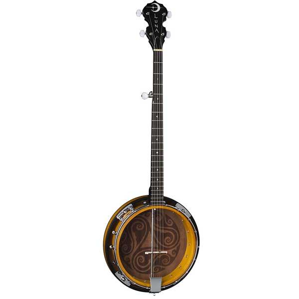 Luna Celtic 5 String
