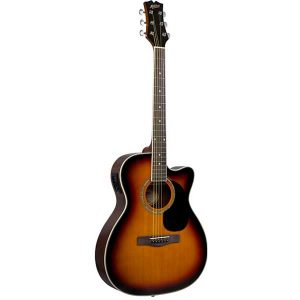 Mitchell O120CESB Auditorium Acoustic-Electric