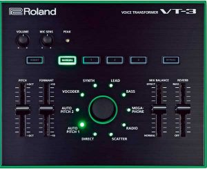 Roland AIRA Series VT-3