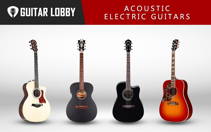 Some of the Best Acoustic Electric Guitars