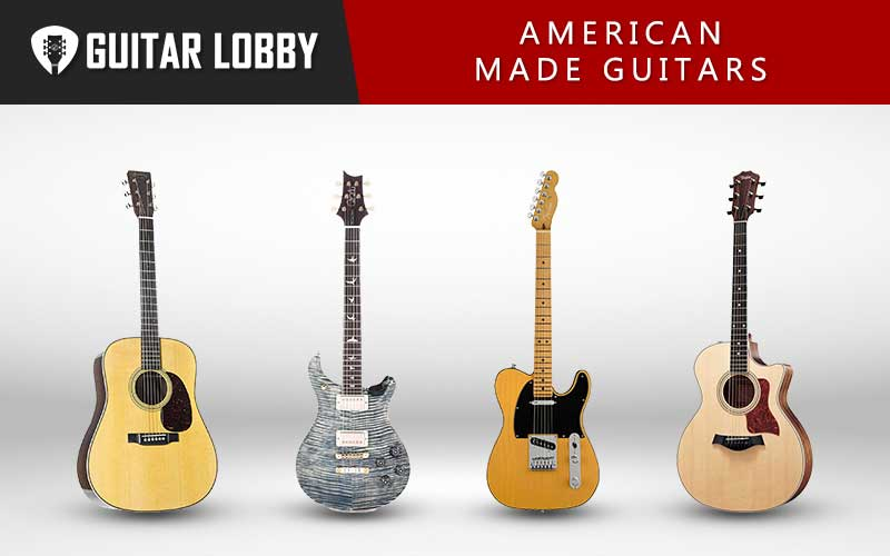 Some of the Best American Made Guitars