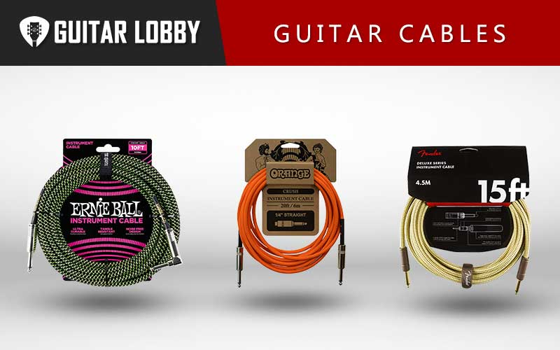 Some of the Best Guitar Cables on the Market