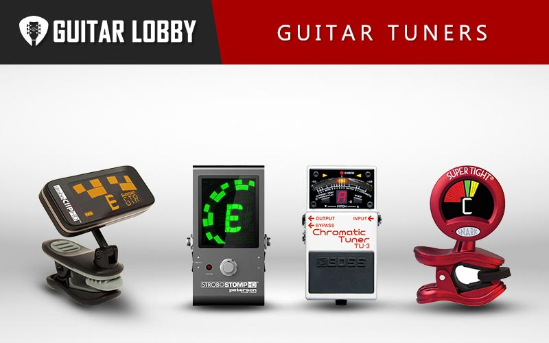 Some of the Best Guitar Tuners