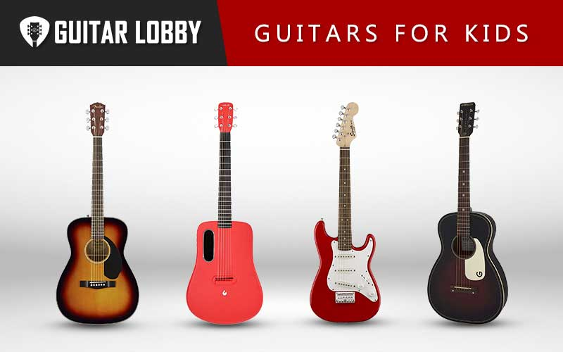 Some of the Best Guitars for Kids