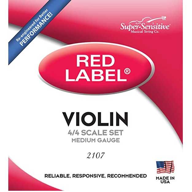 Super-Sensitive Red Label
