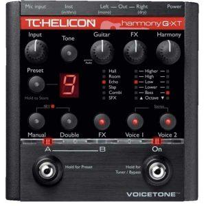 TC Helicon Harmony-G XT Vocal Processor