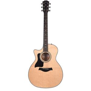 Taylor 314ce V-Class Grand Auditorium Acoustic-Electric Guitar Natural