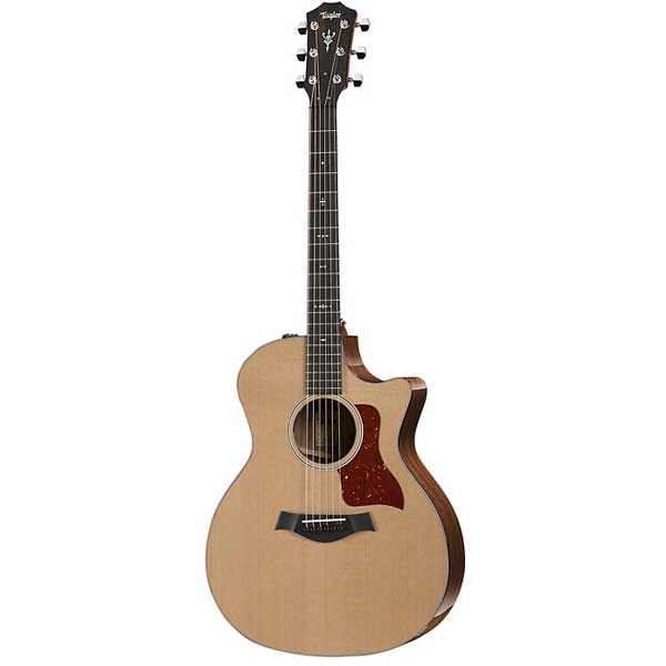 Taylor 514ce V Class Grand Auditorium Acoustic Electric Guitar Natural