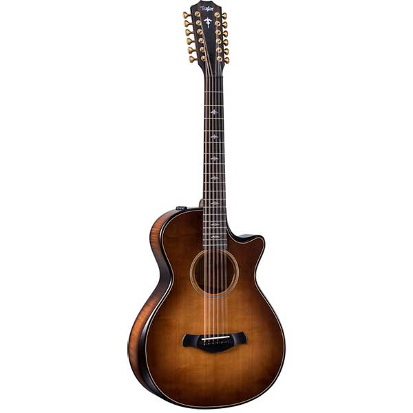 Taylor Guitars Builder's Edition 652ce 12 String Acoustic Electric Guitar