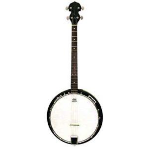 Trinity River 4 String Tenor Banjo