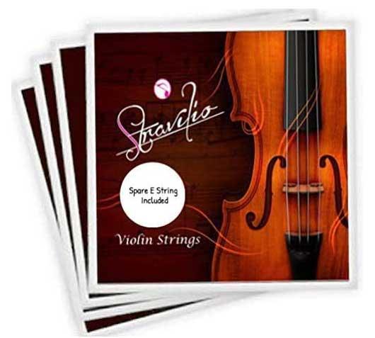 Violin Strings Made by Stravilio