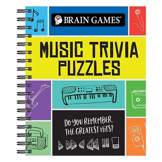 Brain Games Trivia Music Trivia