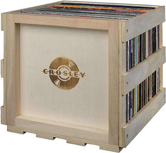 Crosley Stackable Record Crate