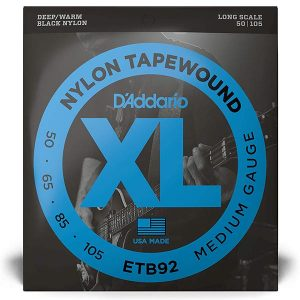 D'Addario ETB92 Nylon Tapewound
