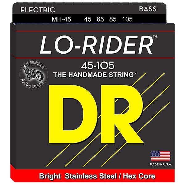 DR Strings Lo Rider