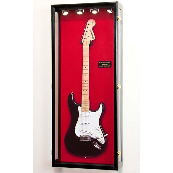 Display Display Case Guitar Rack