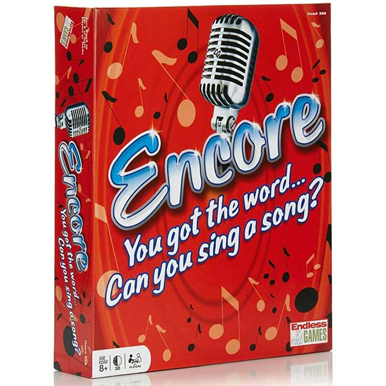 Encore Sing Songs to Win