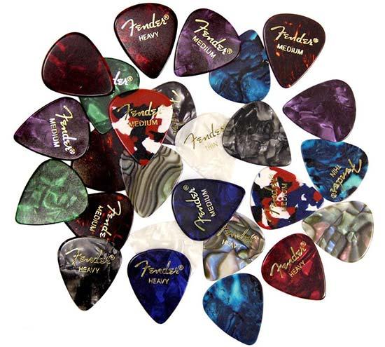 Fender Premium Picks