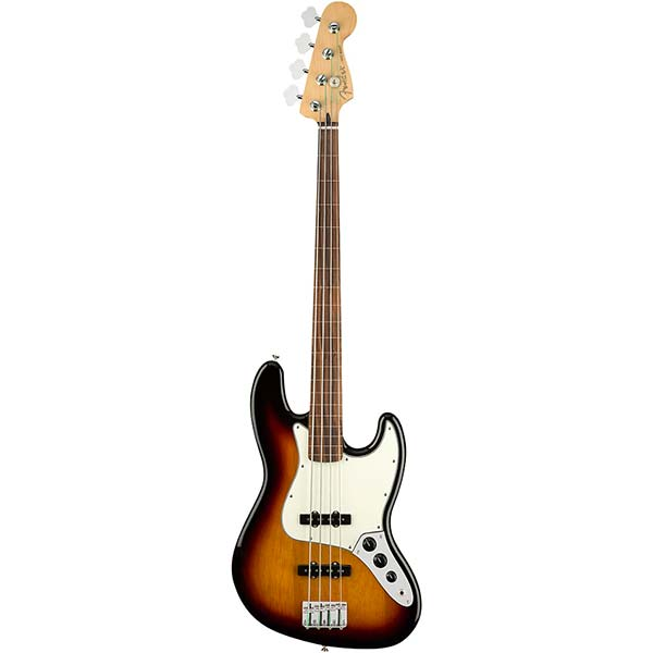 Fender Player Fretless Jazz Bass