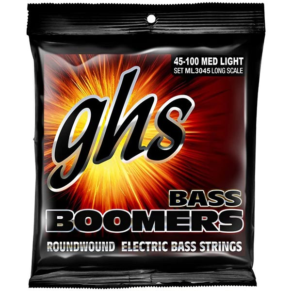 GHS Bass Boomers Bass Strings