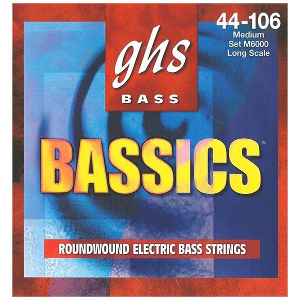 GHS Strings Bassics