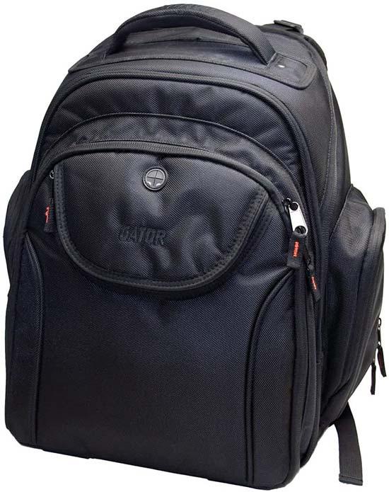 Gator G-CLUB style backpack