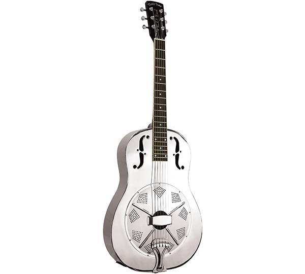 Gold Tone Paul Beard Signature Series GRS Metal Body Resonator Guitar