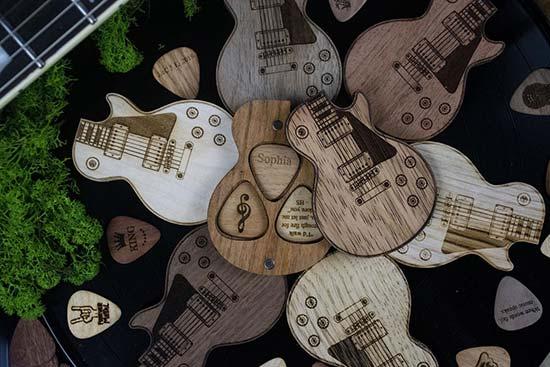 Guitar Pick Holder