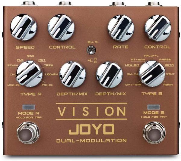JOYO R-09 Modulation Pedal