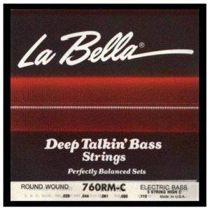 La Bella Deep Talkin' Bass