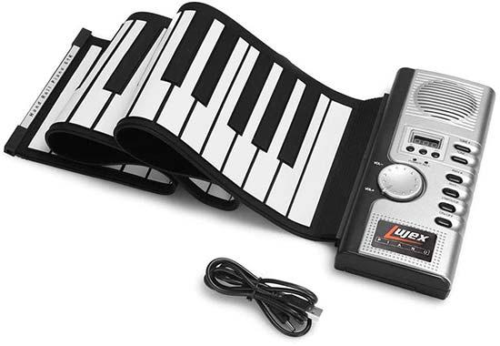 Foldable Piano