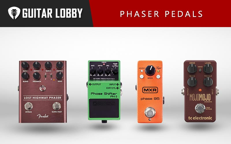 Best Phaser Pedals (Featured Image)