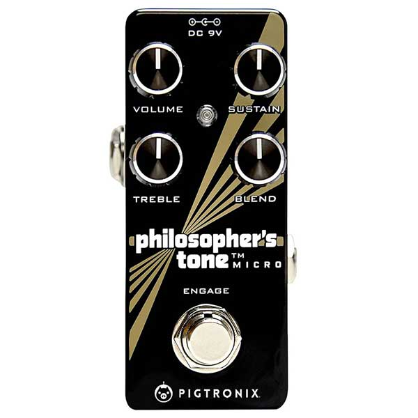 Pigtronix Philosopher's Tone