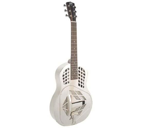Recording King RM-991-S Tricone Metal Body Resonator Guitar