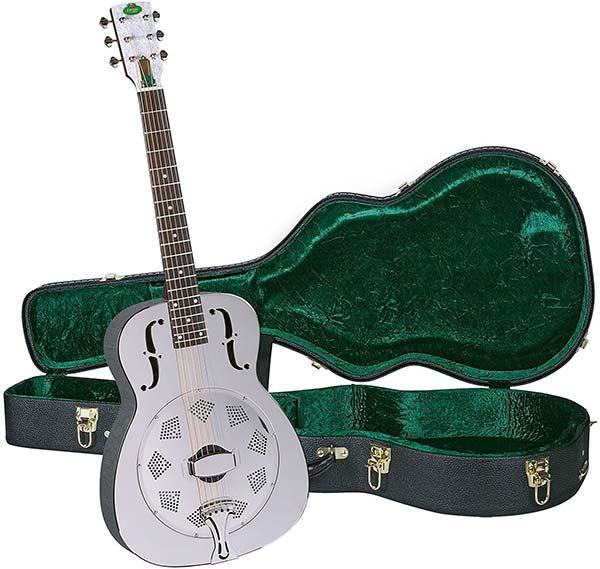 Regal RC-2 Metal Body Duolian Guitar