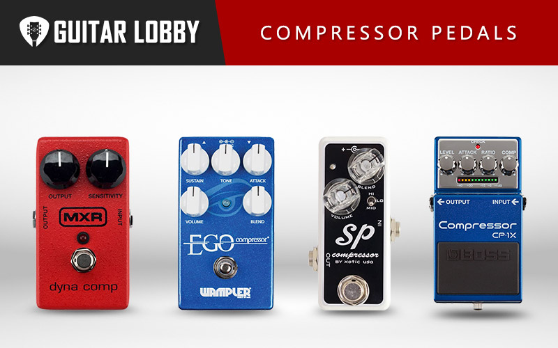 Some of the Best Compressor Pedals