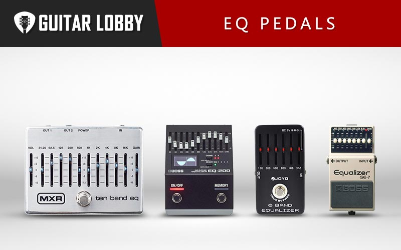 Some of the Best EQ Pedals
