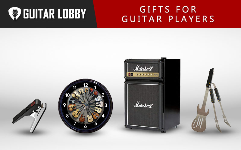 Some of the Best Gifts for Guitar Players
