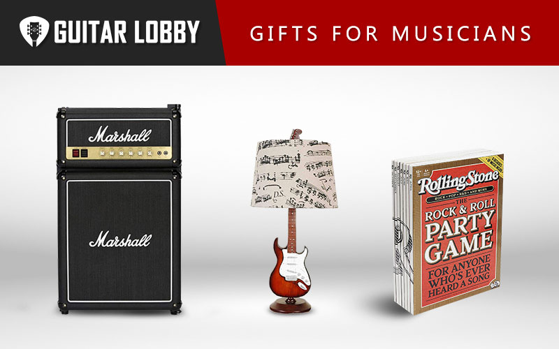 Some of the Best Gifts for Musicians
