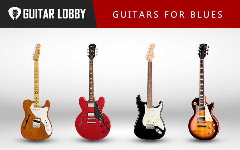 Some of the Best Guitars for Blues Music