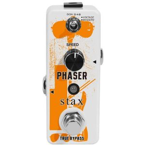 Stax Guitar Phaser Pedal