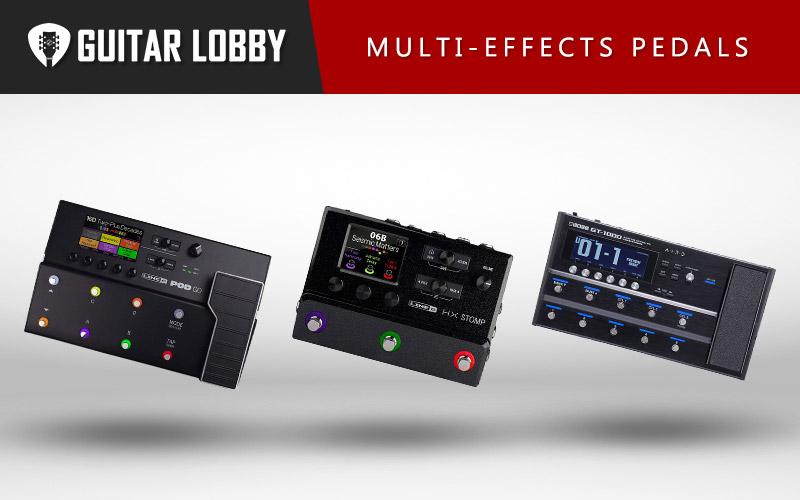 The Best Multi-Effects Pedals (Featured Image)