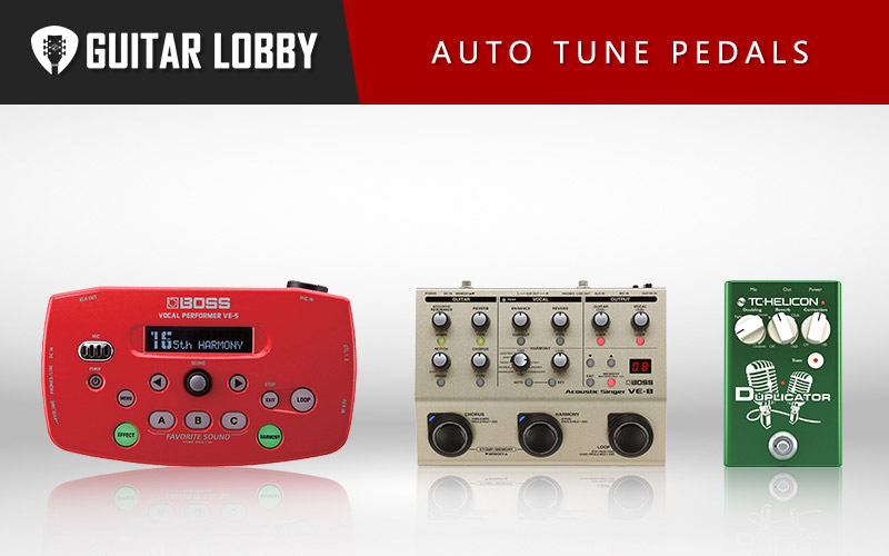 Best Auto Tune Pedals (Featured Image)