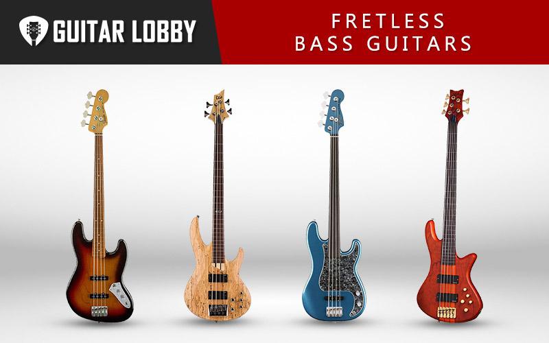 Best Fretless Bass Guitars (Featured Image)